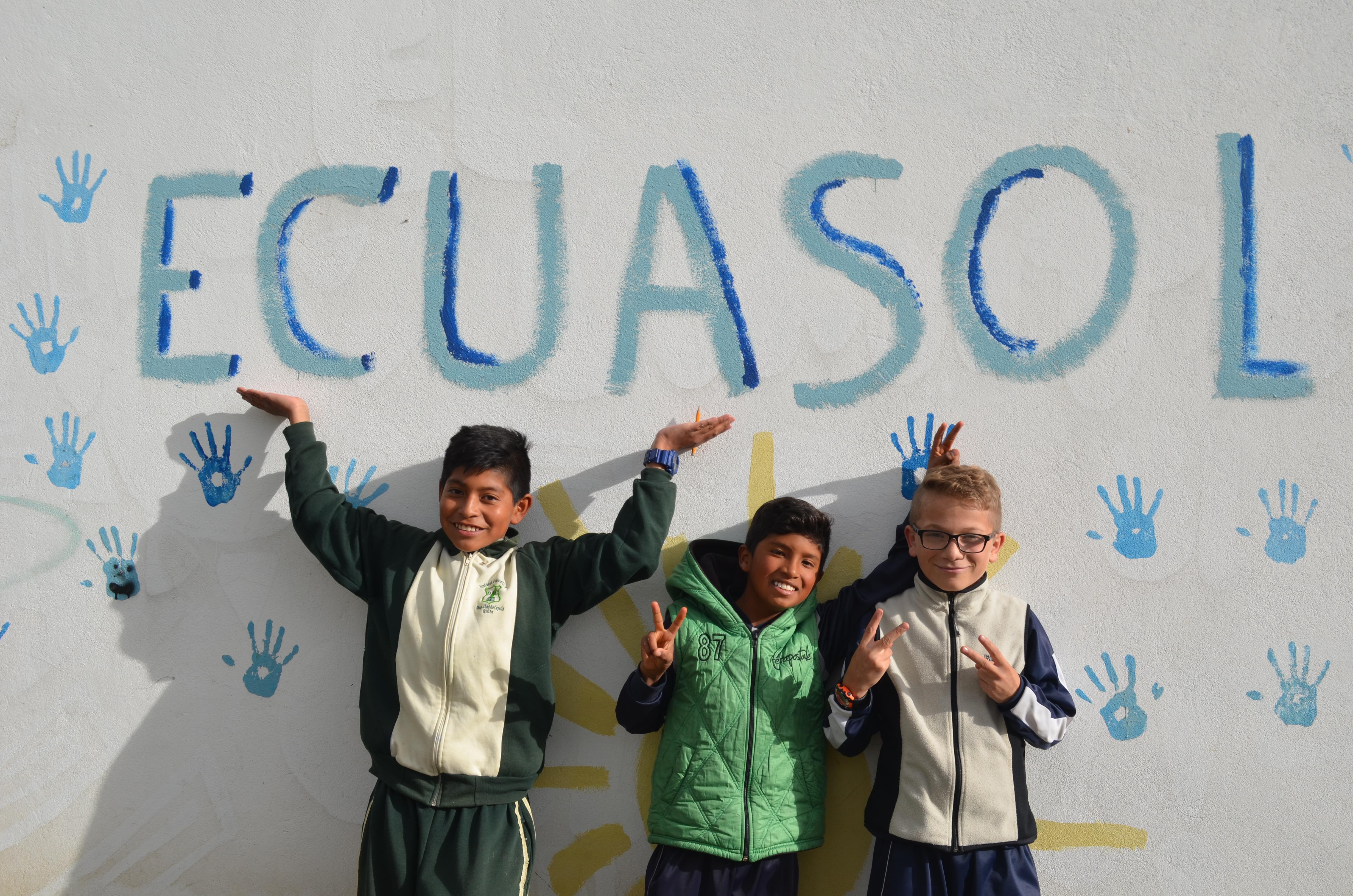 Enfants Ecuasol
