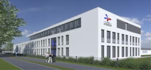 Nouveau bâtiment du Lycée français de Dusseldorf