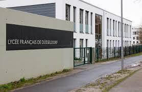 Devanture Lycée français de Düsselforf