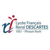 Logo Lycée français René Descartes Phnom Penh Cambodge